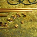 1/2 Inch Copper Components